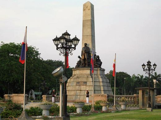 Rizal his travel and experiences