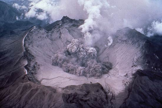 About Mount Pinatubo