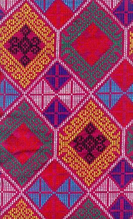 #91 Yakan tapestry | 365 Great Pinoy Stuff