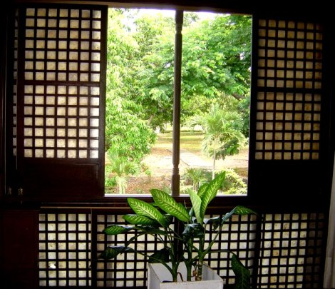 Philippine spanish colonial houses 365 great pinoy stuff for Window design in philippines