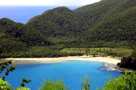dicasalarin-cove - Dicasalarin Cove - Philippine Photo Gallery