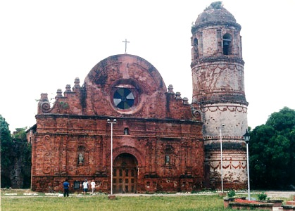 Baroque philippine churches 365 great pinoy stuff for Churches of baroque period