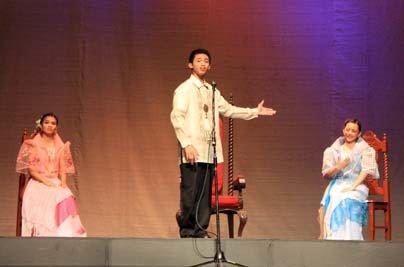 Balagtasan performance