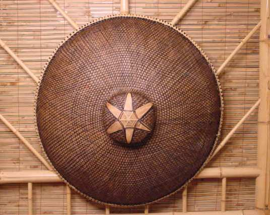 A picture of a salakot From http://365greatpinoystuff.wordpress.com